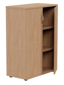 Beech 1130mm Storage Cupboard