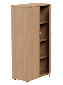 Beech 1490mm Storage Cupboard