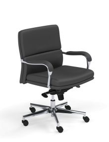 Denver Mid Back Executive Office Chairs