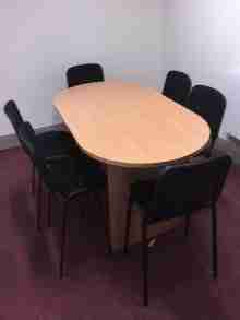 Strategic Meeting Room Package