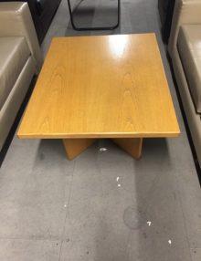 Used Oak Coffee Table