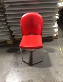Used Gaber Milú Canteen Chairs