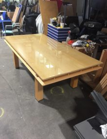Used Grekko Executive Office Writing Table