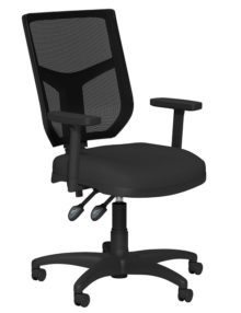 Stocked Black OA Mesh Operator Office Chair