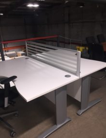 Used Glass 1600mm Dividers