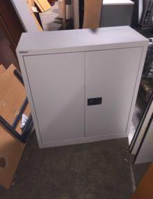 Used Bisley 1m Metal Cupboard