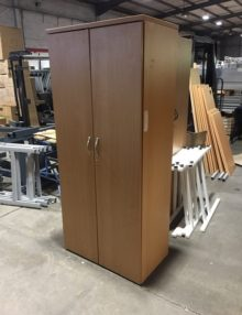 Used Beefch 1800mm Storage Cupboard