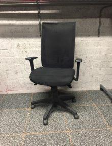 Used Bisley Iulius Mesh Office Chair