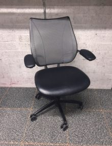 Used Humanscale Liberty Task Chair - Leather