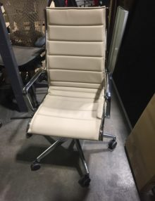 Used Milani Sky Ten Presidental Office Chair