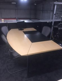 Used Rosenthal Executive Office Desk