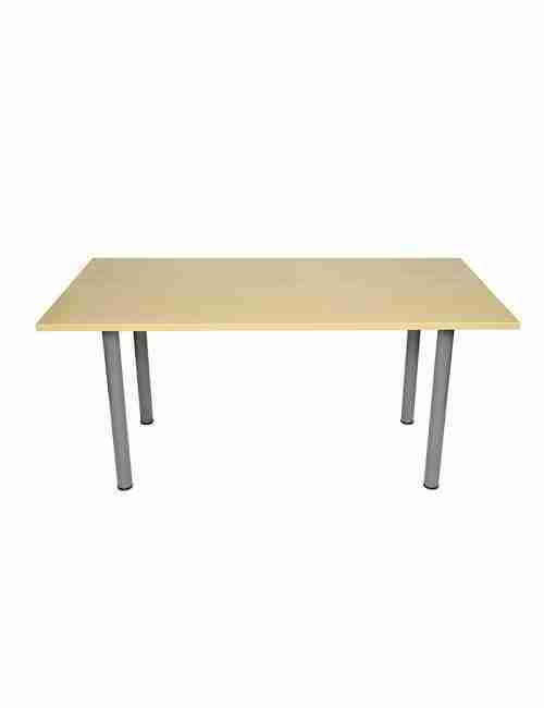 Beech 1600mm Office Table