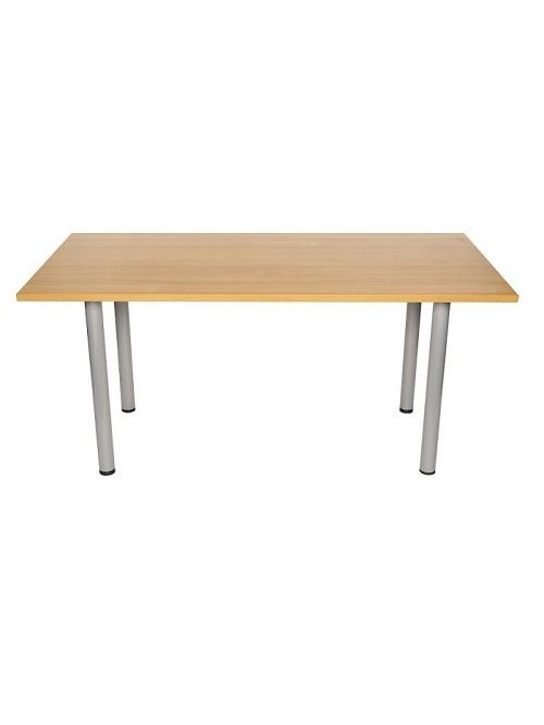 Light Oak 2000mm Office Table