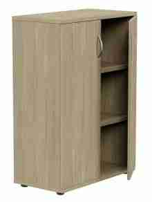 Urban Oak 1130mm Storage Cupboard