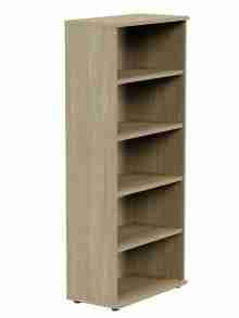 Urban Oak 1850mm Bookcase
