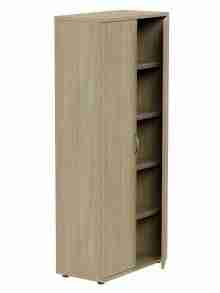 Urban Oak 1850mm Storage Cupboard