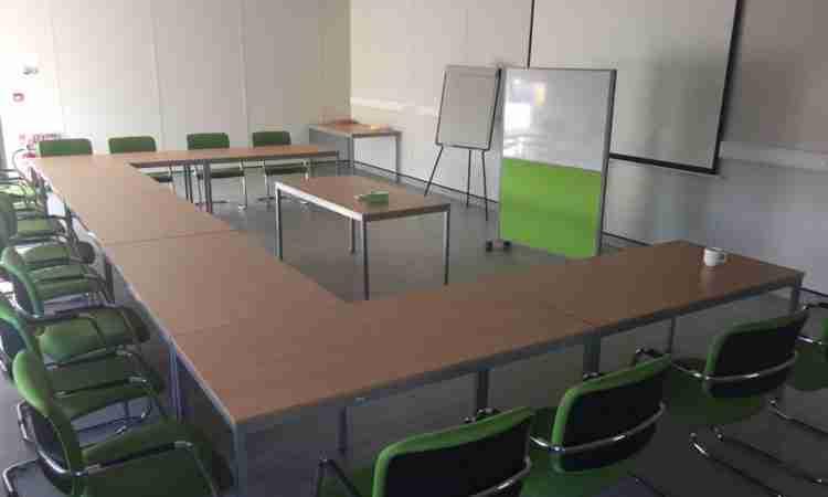 Beech Meeting & Training Rooms - Aline Office Furniture