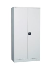 Tall Metal Storage Cupboard