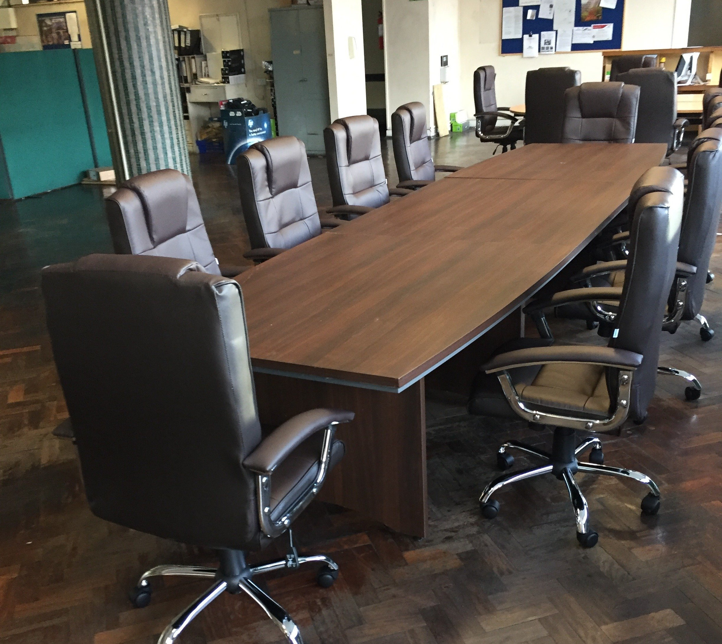 Boardroom Furniture For Sale: Opus Executive Boardroom Table