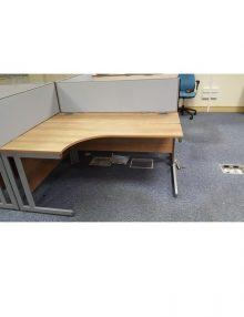 Used Apple 1600mm Radial Desks