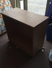Used Beech 1 Shelf Open Storage