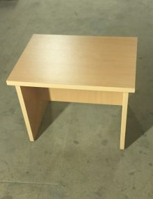 Used Beech Coffee Table
