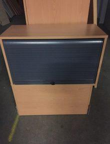 Used Desktop Tambour Units