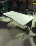 Used Grey Wave Desks