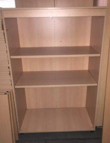 Used Light Beech Medium Bookcase