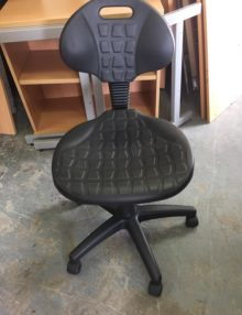 Used PU Swivel Chair