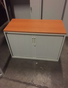 Used Triumph 800mm Tambour Cabinet